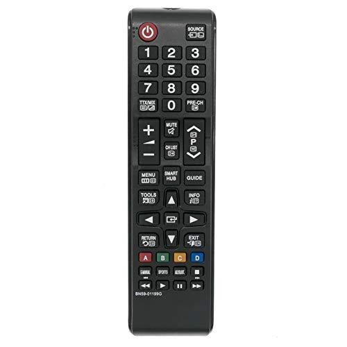 Vinabty sostituito BN59-01199G tute telecomando adatta per Samsung TV SAMSUNG Ue32h4500 Ue32h4510 Ue40h5500 Ue50h5500 Ue40h5510 Ue48h5510 Ue48h5500 Ue22f5410ak Ue40h6500 Ue48h6500 Ue48h6800 Ue55h6800 Ue55hu7100 Ue65hu7100 Ue32h6400 Ue40h6400 Ue55h6400 Ue65h6400 Ue75h6400 Ue48h6400 Ue50h6400 Ue48h6500 Ue40h6650 Ue48h6640 Ue48h6650 Ue55h6640 Ue55h6650 Ue40h6670 Ue40h6700 Ue48h6670 Ue48h6700 Ue55h6670 Ue55h6700 Ue55h6500 Ue40h6640 Ue32h6400 Ue40h6400 Ue32h6470 Ue40h6470 Ue48h6470 Ue50h6400
