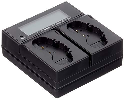amsahr Nikon EN-EL18 Eingang: AC 100-240V / Ausgang: DC 4.2V/8.4V, 600mAh, CE-Zulassung, ROHS-konform.Ladegerät