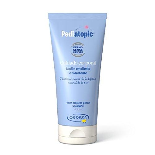 Pediatopic Loción Emoliente y Hidratante para Pieles Atópicas - 200 ml