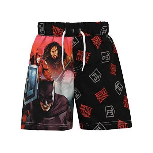 DC Comics Bañador para Niño Justice League 10