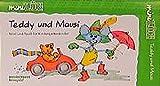 mini LÜK, Übungshefte, Spiel und Spaß mit Teddy und Mausi