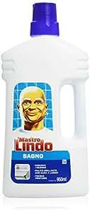Mastro lindo detergente per bagno 950 ml - Mastro lindo bagno ...
