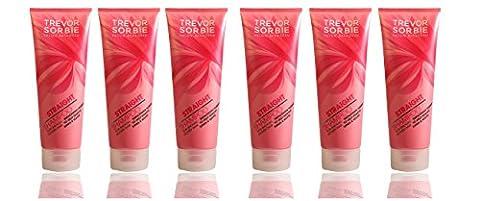 6X Trevor Sorbie Shampooing pour cheveux lisse, brillant, 250ml