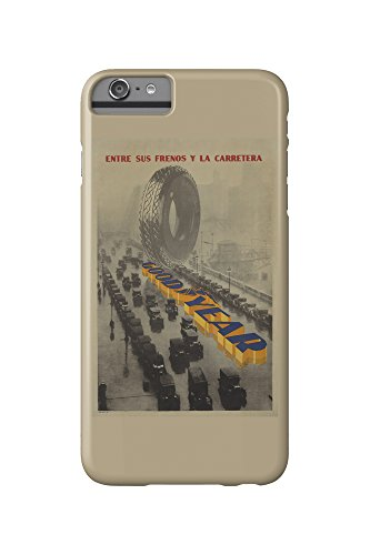 goodyear-vintage-poster-artist-anonymous-spain-c-1915-iphone-6-plus-cell-phone-case-slim-barely-ther