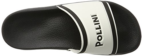 Pollini - Amaru, Pantofole Uomo Bianco (Bianco)