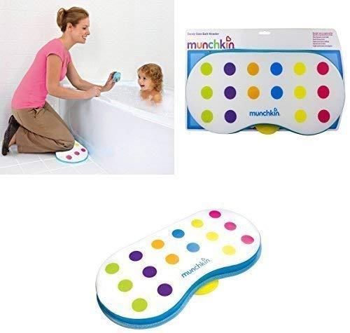 1. bain agenouilloir Coussin Support genou coussinets bébé BAIGNADE lavage  MUNCHKIN fbd3db3a694