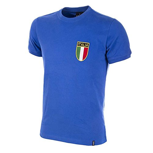 Italy 1970\'s Short Sleeve Retro Shirt 100% cotton