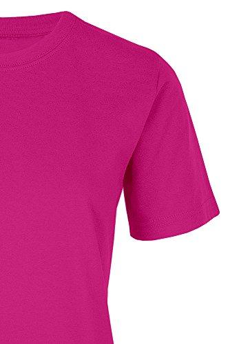 Bio T-Shirt Damen Pink