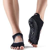 ToeSox Half Toesox BELLARINA Yoga-Socken, Unisex Erwachsene