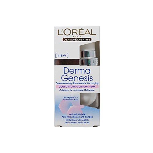 L'Oréal Derma Genesis Contour Yeux 15ML