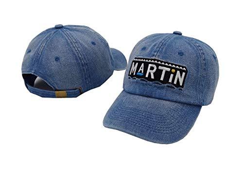 FGHJKV Talkshow Variety Martin Show Cap Männer Frauen Baseball Cap Einstellbare Papa Hut Fans Hysteresenhüte Hip HB