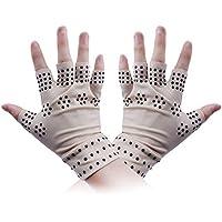 fellibay Arthritis Kompressions-Handschuhe Fingerlose anti-arthritis Handschuhe Magnettherapie Handschuhe Schmerzlinderung... preisvergleich bei billige-tabletten.eu