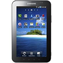Samsung P1000 Galaxy Tab 7-inch 3G + Wi-Fi Tablet (ARM Cortex A8 1GHz, 16 GB, 7-inch TFT LCD, Bluetooth, Android 2.2) - Sim Free