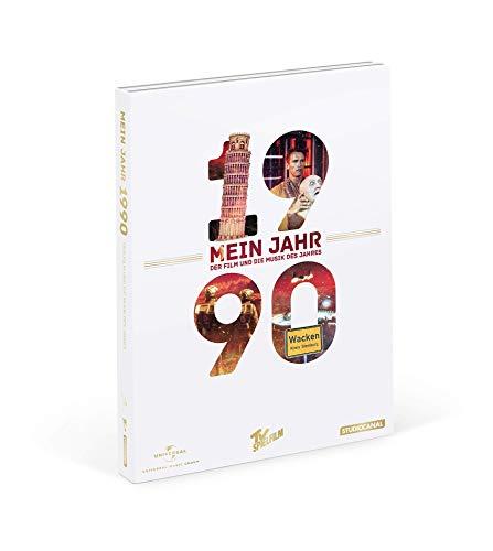 Mein Jahr 1990 / Total Recall + Die Musik des Jahres (+ Audio-CD)