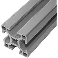 750mm Stück Aluminiumprofil 30x30 Nut 8 Alu Profil 8 B Strebenprofil 3030