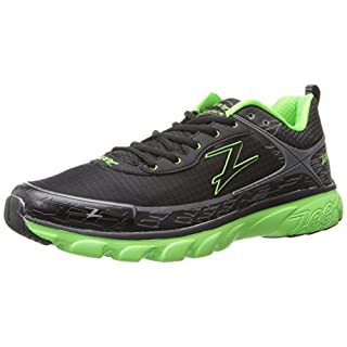 Zoot M Solana Acr, Mens Running Shoes, Multicolour (Black/Green Flash/Charcoal), 11 UK(46.5 EU)
