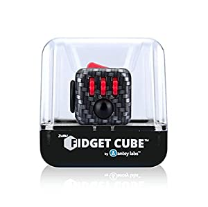 Fidget Cube Original Anti-Stress Toy - Black Pattern (Styles Vary)