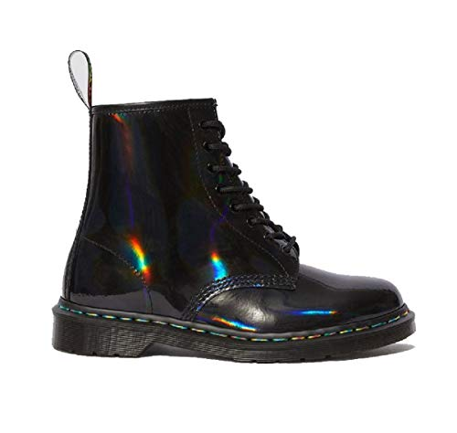 Dr. Martens 1460 Smooth, Stivali Unisex - Adulto, Rosso (1460 Smooth 59 Last Cherry Red), 40 EU