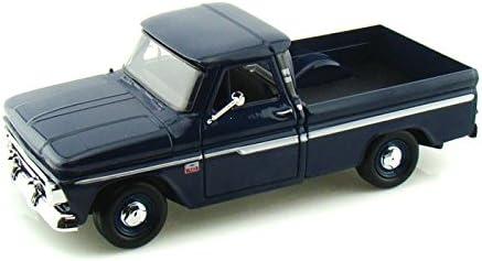 1966 Chevy C10 Fleetside Pickup Pickup Pickup 1/24 Dark Blue | Techniques Modernes  7899c8