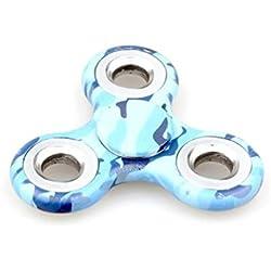 Luomike-Fidget Spinner, Hand Spinner Fidget Juguete Anti Ansiedad para Niños y Jóvenes Adultos Juguete Educación Juguetes de Aprendizaje (Multicolor)