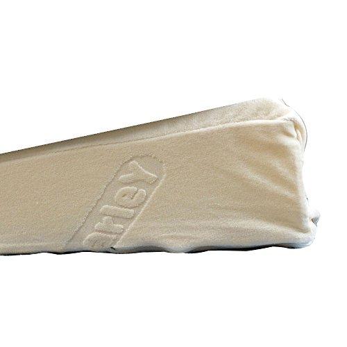 NRS Harley Matratze Tilter Schaumstoff Bett Keil waschbarer Fleece-Bezug -