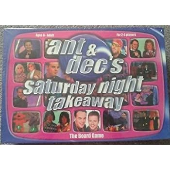 Valentines Day...Ant and Decs Saturday Night Takeaway ...