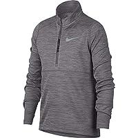 Nike B Nk Pacer Hz Camiseta, Niños, Gris (Gunsmoke/Wolf), XL