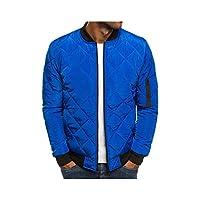 betterluse Men Slim Fit Warm Coats Jackets Outerwear Men