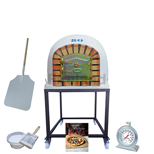 Outdoor Brick Wood Fired Pizza Oven 80cm Special Kit