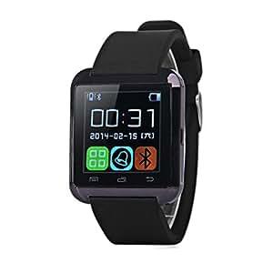 Gledati Analogue-Digital Black Dial Men's Smart Watch-GSLW0000101