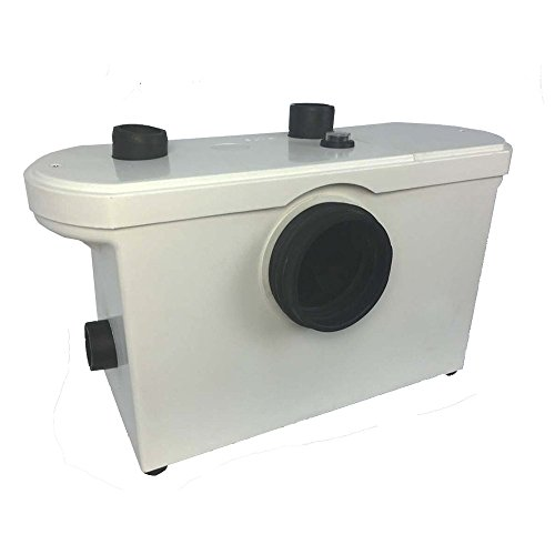 Price Comparison Macerator 3 Way Sanitary Waste Pump For Wc Toilet Ce And Gs Tuv Approved For