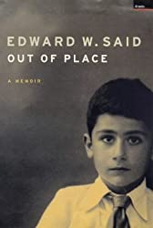 Out of Place: A Memoir by Edward Said (1999-09-08)