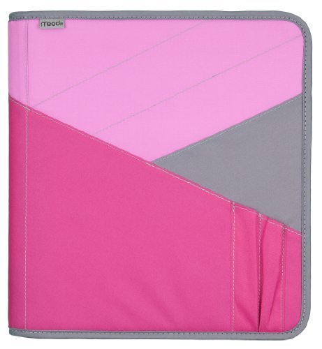 mead-zipper-binder-with-expanding-file-3-ring-binder-15-inch-pink-72200-by-mead