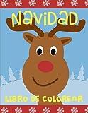 ❄ Libro de Colorear Navidad ❄ Libro Para Colorear ❄ Colorear Niños 3 Años: ❄ Christmas Coloring Book Kids ❄ ... ❄: Volume 7