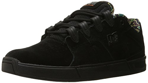 DC Shoes Men's Maddo Sneakers Low Top Shoes Noir/camouflage