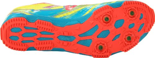 New Balance  WXC700SP, Chaussures d'Athlétisme femme Jaune