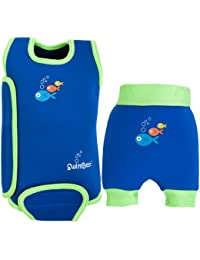 SwimBest Baby Wetsuit & Swim Nappy Set * SUPER SAVER * Various Colours Birth - 2 yrs