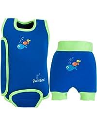 SwimBest Baby Wetsuit & Swim Nappy Set * SUPER SAVER Birth - 2 yrs