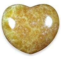 Orange Calcite Crystal Heart - 4cm by CrystalAge preisvergleich bei billige-tabletten.eu