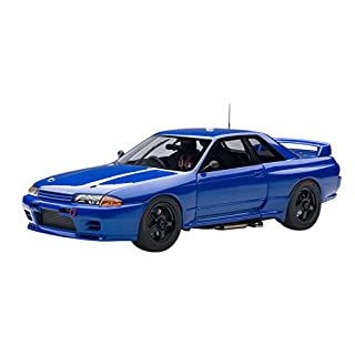 AUTOart 89281 Nissan Skyline GT R R32 Plain Body Version