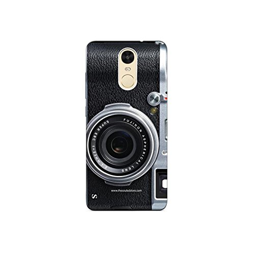 Real Camera Xiaomi Redmi Note4 Mobile Case by The Souled Store