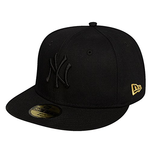New Era Homme Casquettes / Fitted Leopard New York Yankees Noir