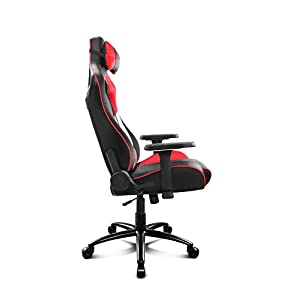 41VrcAKrx5L. SS300  - Drift-DR400BR-Silla-gaming-color-negro-y-rojo