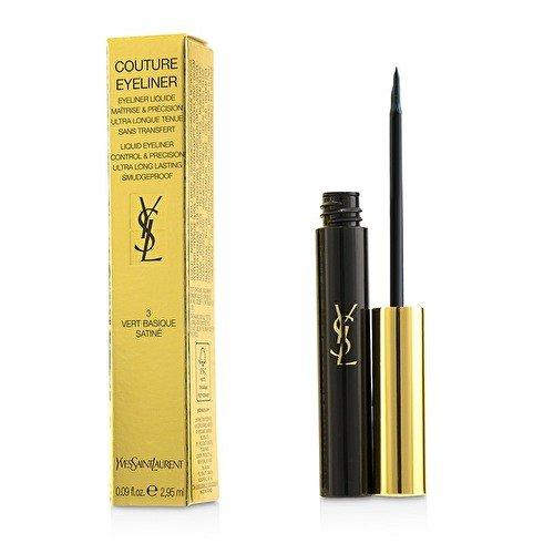 Yves Saint Laurent Occhi Couture Eyeliner Eyeliner 3 ml 3 vert basique satiné