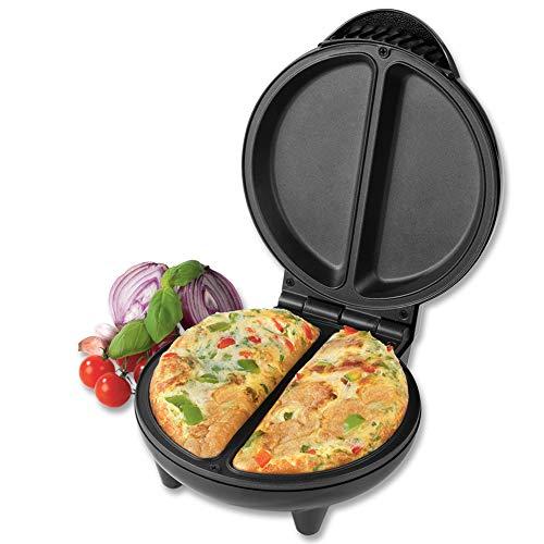 Progress Omelett-Maker Kontaktgrill 750 W 750 Watt Pfanne antihaft Pfannkuchen Crepe