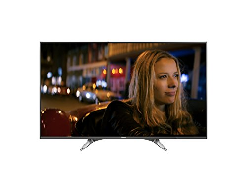 Panasonic TX-49DX600B 49-Inch 800 Hz 4K Ultra HD Smart LED TV with Freeview (2016 Model)