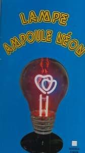 Bazooka - Lampe Ampoule Neon Coeur 30 cm