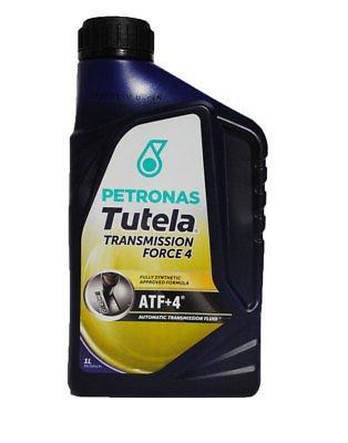 2x Automatik Getriebeöl Tutela Transmission Force 4 ATF+4 FIAT CTR-No. F108.F11 MS 9417 Perf.; MS 9602 (2)