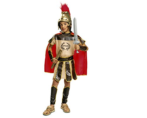 My Other Me Disfraz de Centurión romano, talla 5-6 años (Viving Costumes MOM01145)