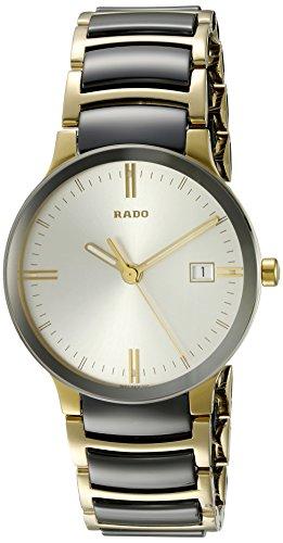 Rado Damen-Armbanduhr Analog Quarz Edelstahl 115.0931.3.010